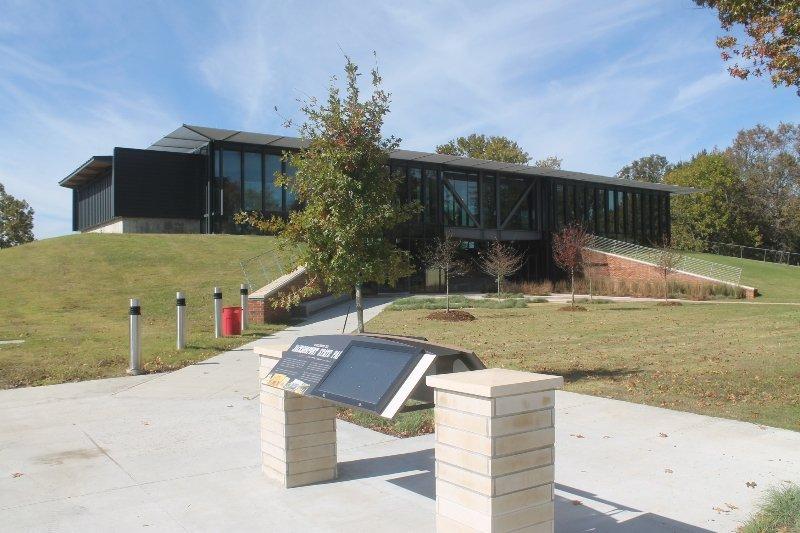 Jacksonport Visitor's Center