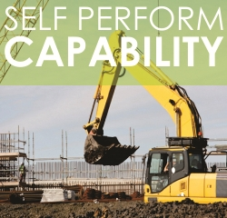 Self Perform Capability