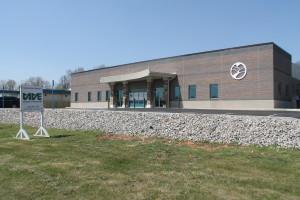 A beautiful new medical facility sitting near the Missouri/Arkansas state line.