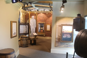 Learn the history of Jacksonport in the rotunda museum rooms.