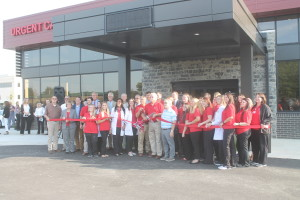 Ribbon Cutting Ceremony for the New AMMC Medical Office Building, 1110 W. Kingshighway, Paragould, Arkansas